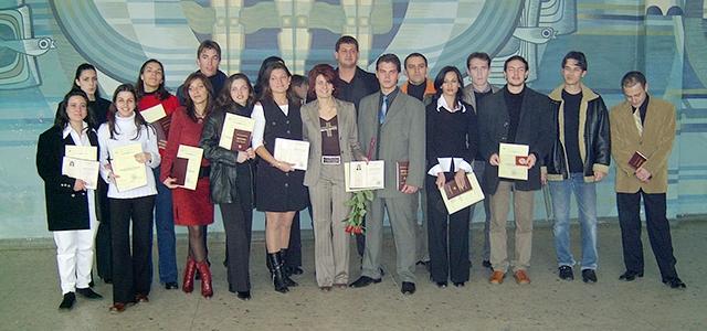 Обява за раздаването на дипломите на абсолвентите от МФ – випуск 2014
