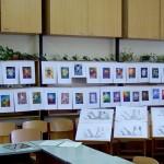 """Кандидатстудентски подготвителни курсове по """"Рисуване"""" и """"Композиция"""" (2013-2014)"""