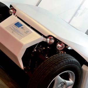 VIALIS – модулен електрически автомобил