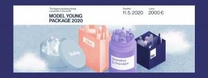 Конкурс за дизайн на опаковка Model Young Package 2020 на тема PERSONAL CARE