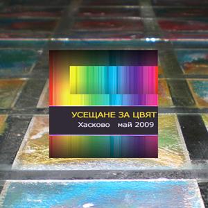 Усещане за цвят – Хасково 2009