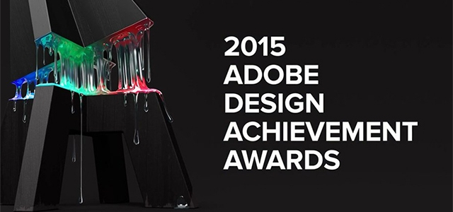 Adobe Design Achievement Awards – International Student Design Competition (2015)