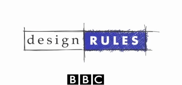 Design Rules – BBC back-to-basics series exploring the fundamentals of design