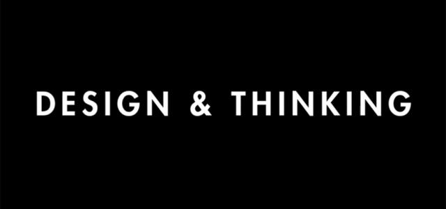 "Design & Thinking – Documentary exploring the idea of ""design thinking"" (2012)"