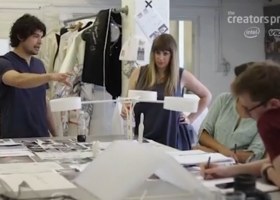 Fashion Tech Lab Studio XO – Flying Dresses And The Future Of Fashion