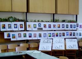 """Кандидатстудентски подготвителни курсове по """"Рисуване"""" и """"Композиция"""" (2015-2016)"""