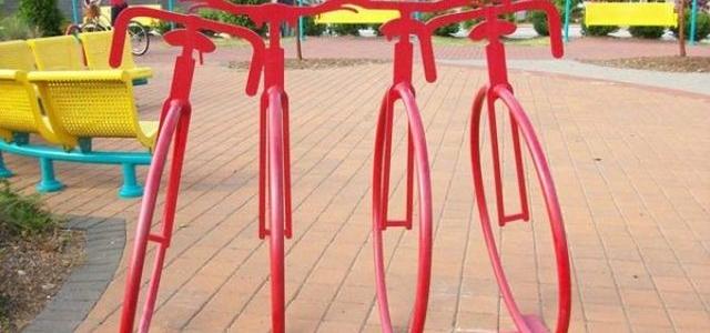 Национален конкурс за дизайн на велосипедни стойки в градска среда