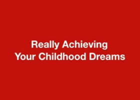 Randy Pausch Last Lecture: Really Achieving Your Childhood Dreams