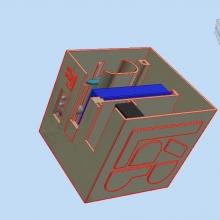 3D модел