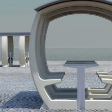 3D визуализации на концепцията