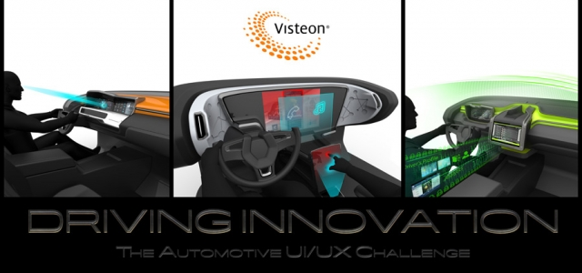 Visteon: Driving Innovation Challenge – design the future of the in-vehicle user experience
